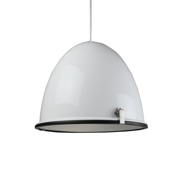 Odini Pendant Light | Aluminium, Black and White - Oz Lights Direct