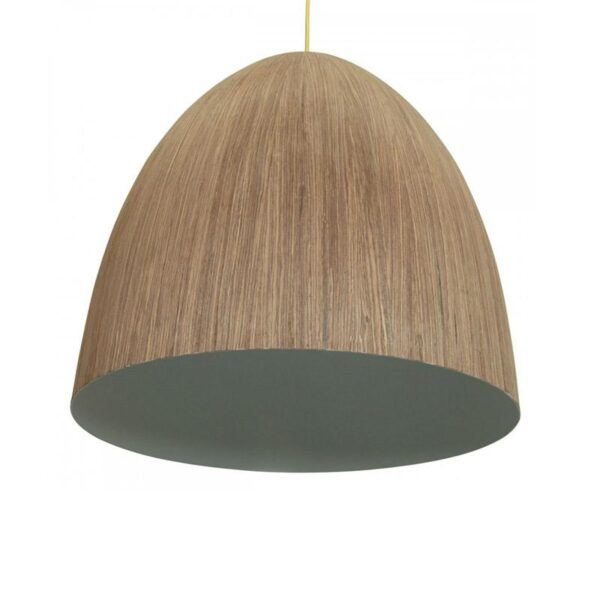 Cacia Pendant Light | Wood Veneer 1 - Oz Lights Direct