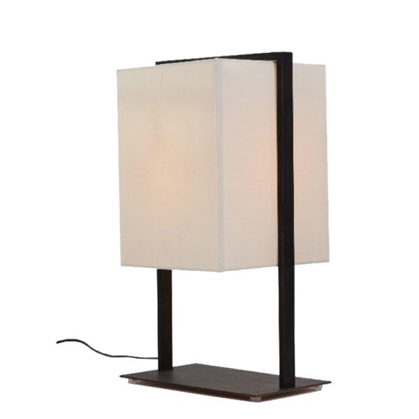 Melker Table Lamp | Antique Brass - Oz Lights Direct